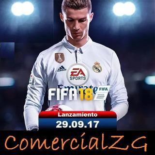 Ps3 Fifa 18 - Oferta - Comercialzg