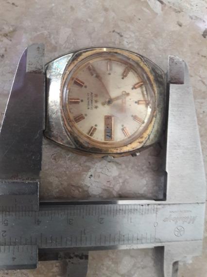 Relógio Antigo Orient 469850-6cpr Automático Leia Descrição