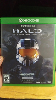 Xbox One Halo Master Chief Collection Precio Fijo