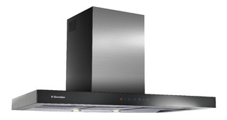 Campana Electrolux 90cm Ancho Inox Touch 3 Velocid