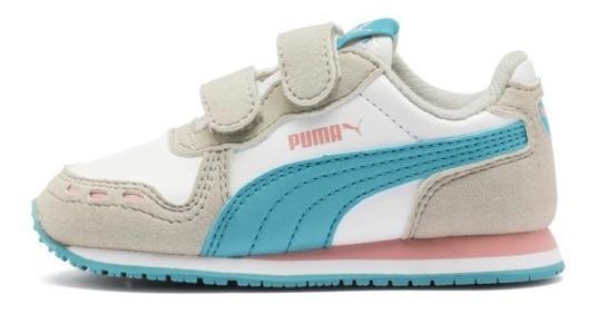 Tênis Puma Cabana Racer Infantil - Original
