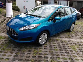 Ford Fiesta 4p S L4/1.6 Aut