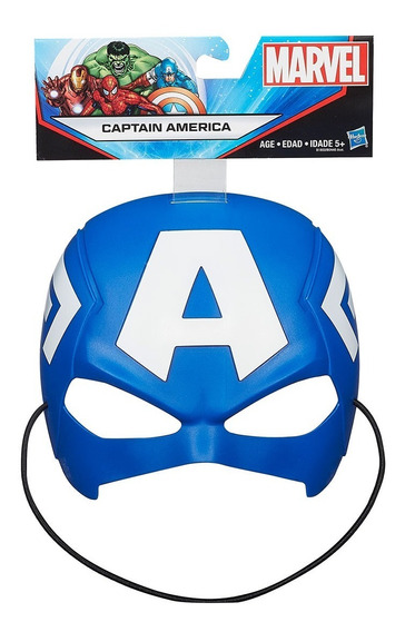 Máscara Inspirada En Personaje Marvel Assortment Hasbro