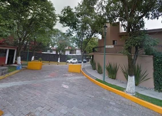 Excelente Casa En Remate, Fuentes Del Pedregal, Tlalpan.