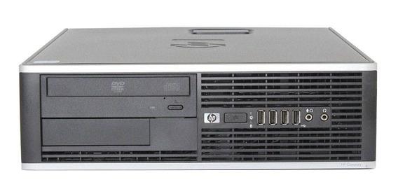 Cpu Hp Elite 8100 Intel Core I5 8gb Hd 1 Tb Dvd Wifi