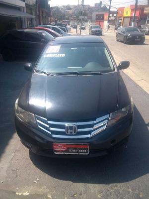 Honda City 2013 1.5 Lx Flex Aut. 4p Sinistro