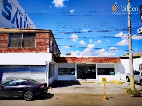 Imagen 1 de 12 de Local Comercial En Renta Blvd. Francisco Villa Durango