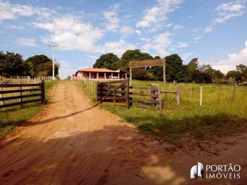 Sítio À Venda - Zona Rural, Piratininga-sp - 4877