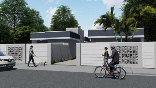 Casa Em Extensão Do Bosque, Rio Das Ostras/rj De 67m² 2 Quartos À Venda Por R$ 285.000,00 - Ca621338
