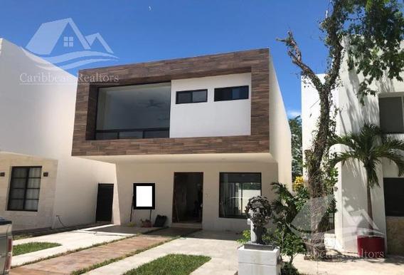 Casa En Venta En Playa Del Carmen Riviera Maya
