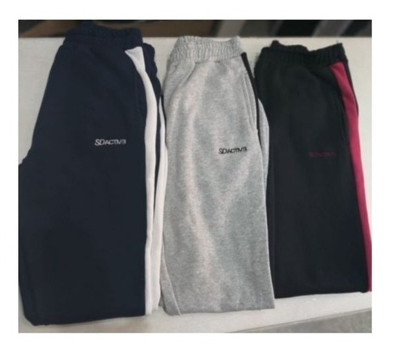 Pantalon Hombre Frizado Deportivo Shedyl 3001 Wariel
