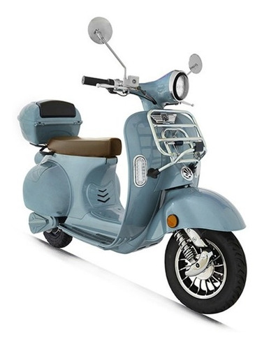 Moto Electrica Scooter Vintage New Sunra 3000w Litio I