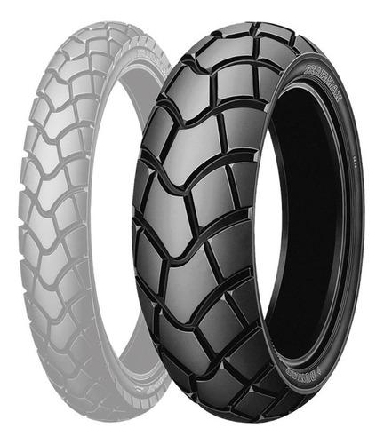 Imagen 1 de 2 de Cubierta Moto Dunlop D604 120/80-18m