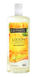 Depimiel Loción Pre-depilatoria Limpia Y Suaviza X 500cc
