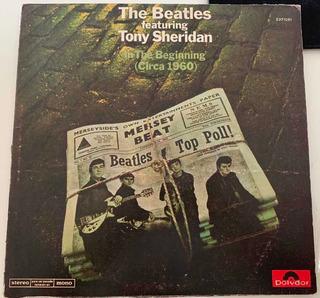 The Beatles Disco Vinilo the Beatles Ft Tony Sheridan