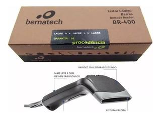 Leitor Código De Barras Bematech Br 400 - Br400 Usb