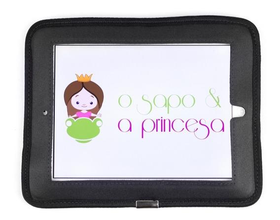 Suporte De Tablet iPad 9,7 Para Banco De Carro Infantil