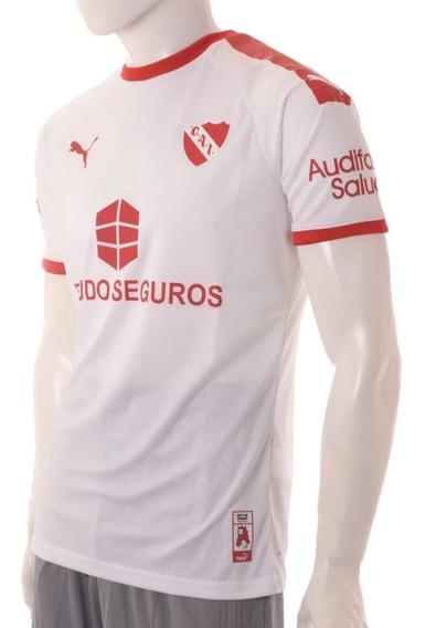 Camiseta Puma Independiente Original Cai Away Shirt Asfl70