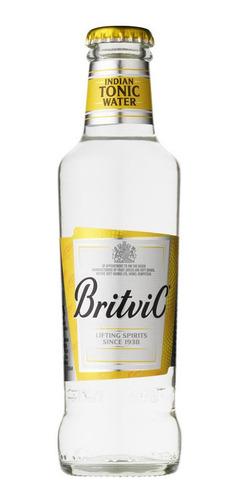 Agua Tonica Britvic 200ml Botella Vidrio X1und Reino Unido