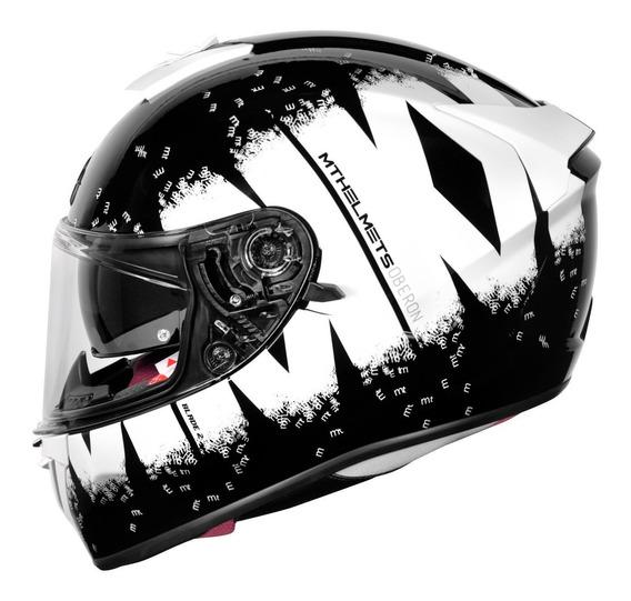 Capacete Mt Helmets Blade 2 Oberon Fosco Bi Composto Moto