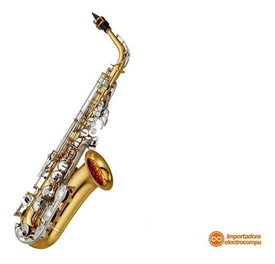 Saxo Alto Yamaha Yas-26 Dorado