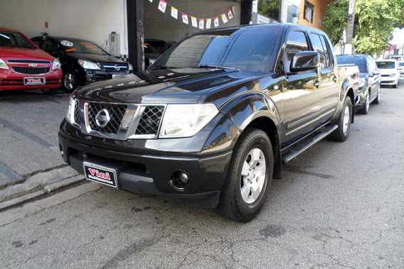 Nissan Frontier 2.5 Xe Cab. Dupla 4x2 4p 2009/2009