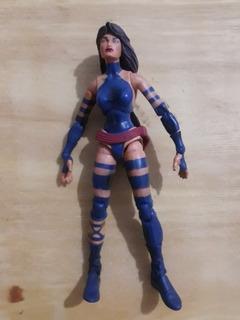 Figura Articulada Psylocke Marvel Legend Toybiz