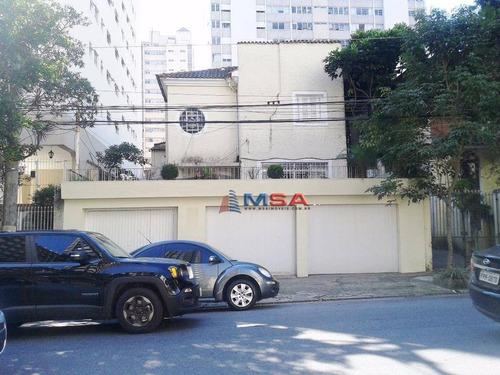 Imagem 1 de 25 de Casa Para Venda Ou Locação, Residencial Ou Comercial, Perdizes, São Paulo. - Ca0241