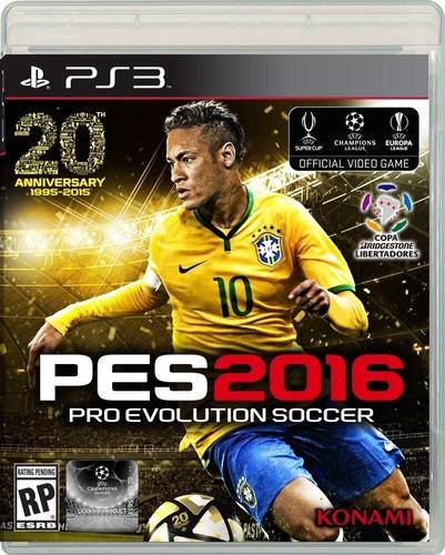 Pes 2016 - Playstation 3