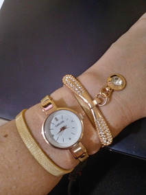 Relógio Feminino Quartzo