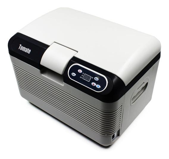 Mini Cooler Portátil Veicular Refrigerador/aquecedor 12/24v