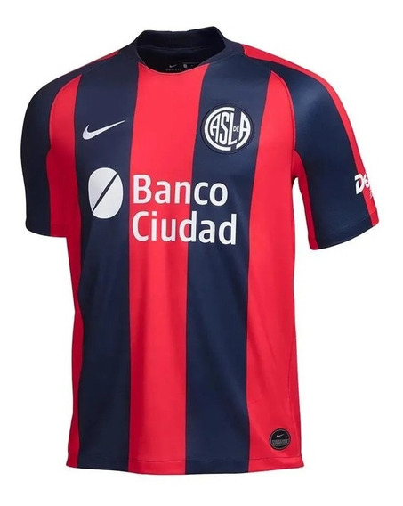 Camiseta San Lorenzo Titular 2019 Niños + Numero Nombre