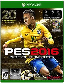 Pro Evolution Soccer 2016 - Xbox One Standard Edition