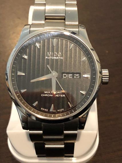 Reloj Mido Multifort Cronometer Automático