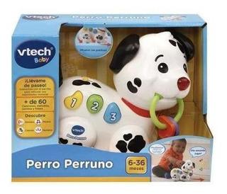 Vtech Juguete Para Bebes Perro Perruno Didactico Interactivo