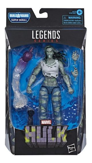 She-hulk Marvel Legends Hulk Super Skrull Baf
