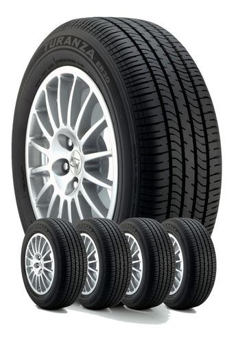 Combo 5u Bridgestone 195/55 R15 Turanza Er30 + Envío Gratis