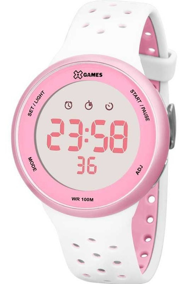 Relógio Feminino X Games Xfppd040-bxbr