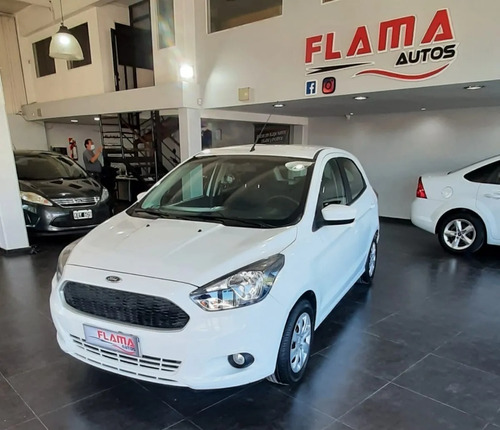 Imagen 1 de 14 de Ford Ka 1.5 S 5 Pts  Gnc Permuto O Financio