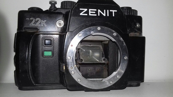 Camera Analogica Zenit