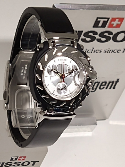 Relógio Tissot T-race Chronograph Lady T011.217.17.031.00.
