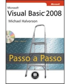Microsoft - Visual Basic 2008 - Passo A Passo