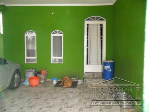 Sobrado - Jardim Santa Marina - Ref: 5235 - V-5235