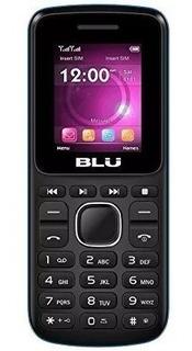Celular Blu Z3 2 Dual Chip Teclado Grande Leia O Anuncio