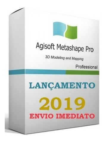 Agisoft Pro 1.5.5 - 2019 Lançamento