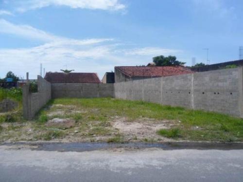 Terreno No Litoral Sul, Com 320 M², Em Itanhaém/sp 1846-pc