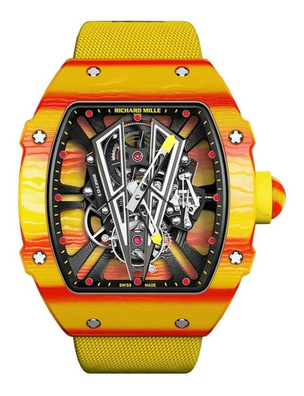 Reloj Richard Mille Rm27-03 Rafael Nadal