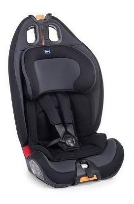 Cadeira Auto Grou-up Grupo123 Black Chicco De 09 A 36kg