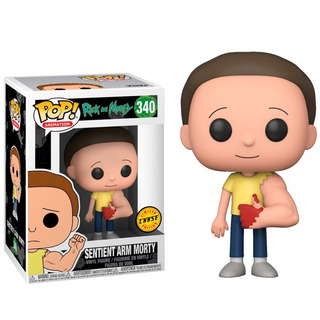 Funko Pop - Morty Sentient Arm - Chase Lim. Edic.