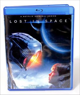 Blu-ray Da Série Perdidos No Espaço - Temp 1 - Dubl E Legend